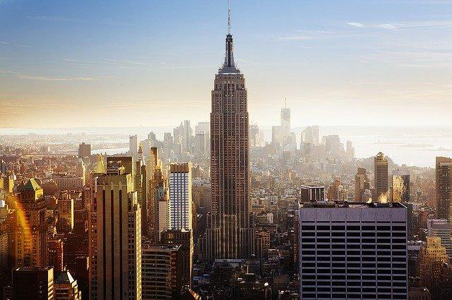 בניין אמפייר סטייט בניו יורק