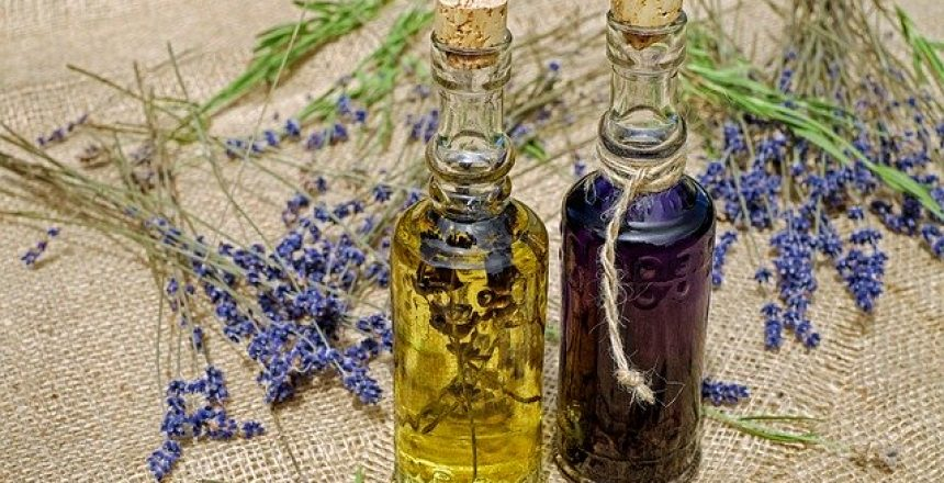 מוצרי טיפול וטיפוח טבעיים
